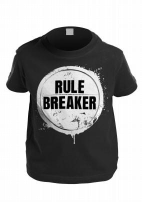 Rule Breaker Kids T-Shirt