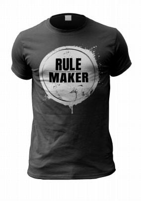 Rule Maker Men's T-Shirt