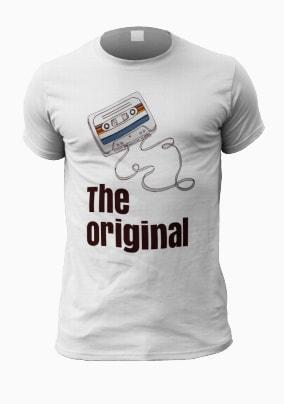 The Original Men's Retro T-Shirt