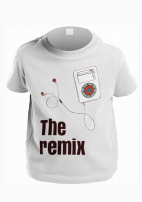 The Remix Kid's T-Shirt