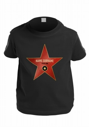 You're A Star Personalised Kid's T-Shirt