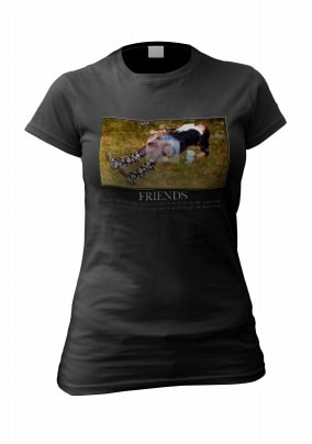 Personalised Photo T-Shirt For Friend