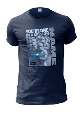 Star Wars Stormtroopers Personalised T-Shirt