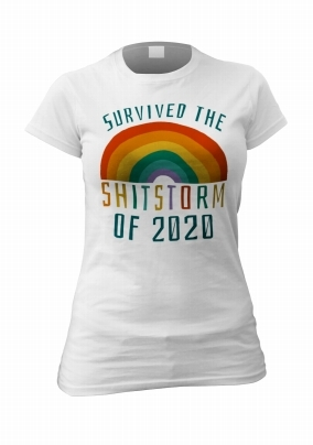 Survived 2020 Personalised T-Shirt