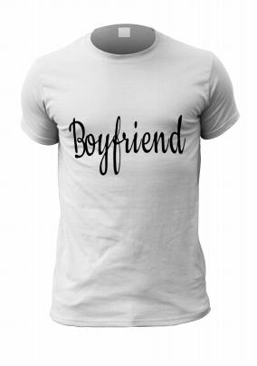 Boyfriend Personalised T-Shirt