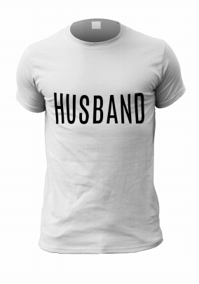 Husband Personalised T-Shirt