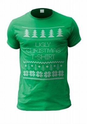 Ugly Christmas Personalised T-Shirt
