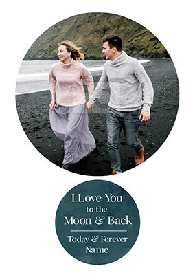 To the Moon and Back Photo Poster