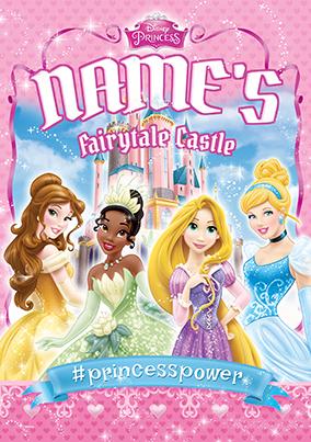 Disney Princess Fairytale Group Poster
