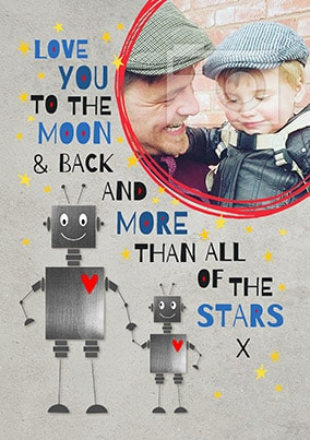 To The Moon & Back Photo Poster