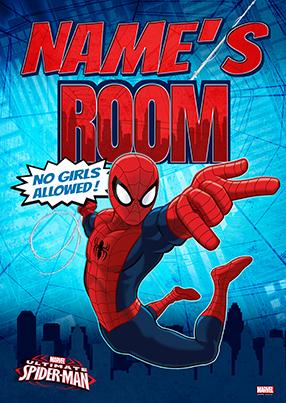 Spiderman - The Ultimate Web Slinger Large Poster