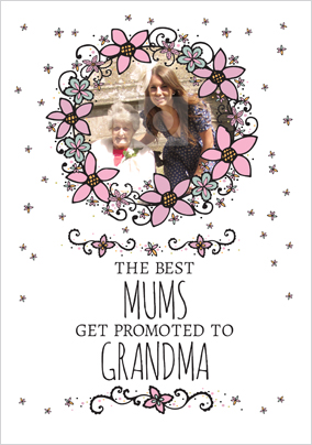 Rhapsody - Mums get promoted to Grandma Poster