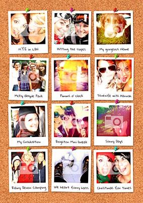 Snapshot Multi Photo Poster