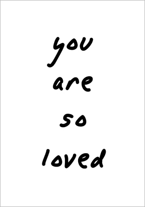 Urban Love - You are so Loved