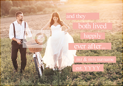 Some Beautiful Place - Wedding Day Poster