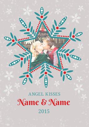 Folklore Angel Kisses Poster